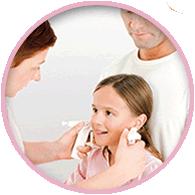 Medyczne przekłuwanie uszu