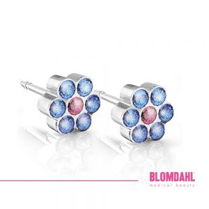 Daisy Alexandrite/ Rose 5 mm SFJ